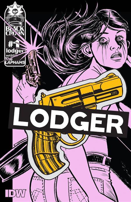 LODGER #1 CVR A LAPHAM