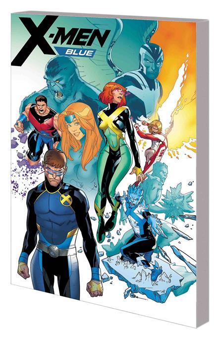X-MEN BLUE TP VOL 05