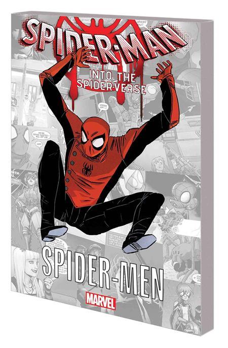 SPIDER-MAN INTO THE SPIDER-VERSE GN TP SPIDER-MEN