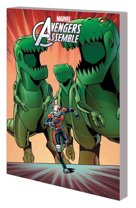 AVENGERS ASSEMBLE TIME WILL TELL DIGEST TP