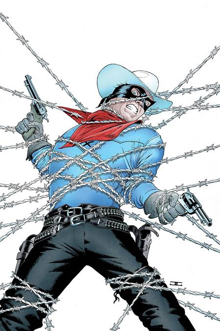 LONE RANGER VOL 3 #1 40 COPY CASSADAY VIRGIN INCV (Net)