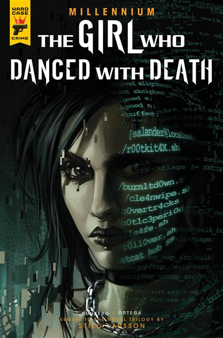 GIRL WHO DANCED WITH DEATH MILL SAGA #3 (OF 3) CVR A IANNICI
