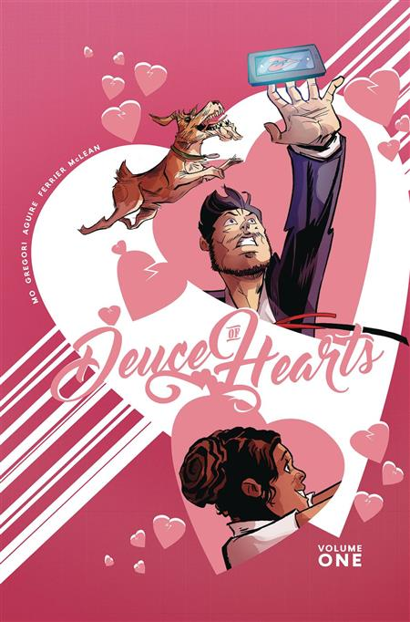 DEUCE OF HEARTS TP (NOTE PRICE) (C: 0-1-2)