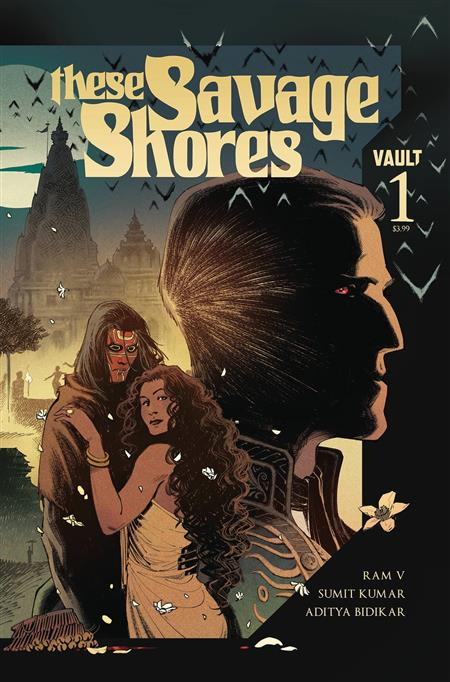 THESE SAVAGE SHORES #1 (MR)