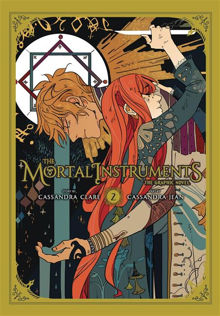 MORTAL INSTRUMENTS GN VOL 02 (C: 0-1-2)