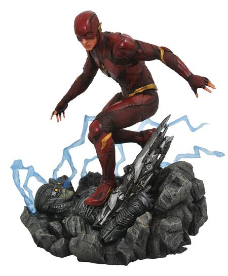 JLA MOVIE GALLERY FLASH PVC FIGURE (C: 1-1-2)