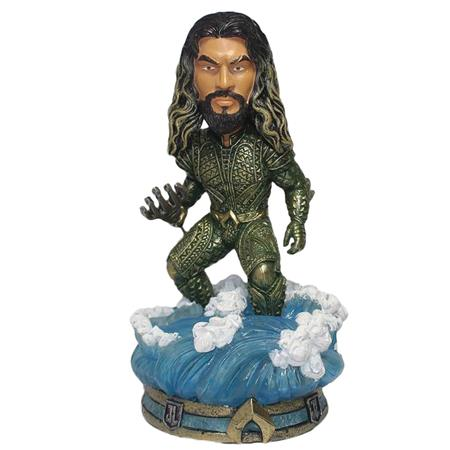 JUSTICE LEAGUE AQUAMAN BOBBLE HEAD STATUE (C: 1-1-2)