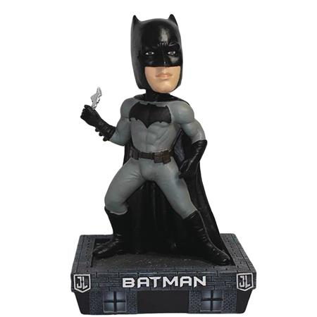 JUSTICE LEAGUE BATMAN BOBBLE HEAD STATUE (C: 1-1-2)