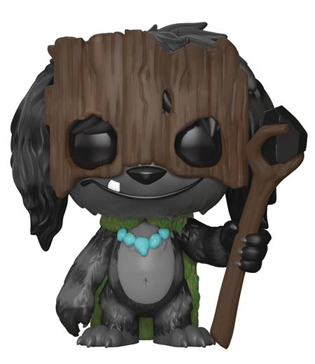 POP FUNKO MONSTERS GRUMBLE VINYL FIGURE (C: 1-1-2)