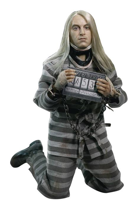 HP & THE HALF BLOOD PRINCE LUCIUS MALFOY 1/6 COLL AF (Net) (