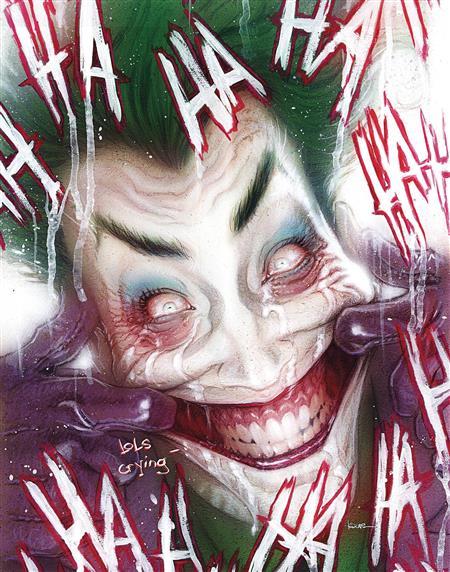 JOKER KILLER SMILE #1 (OF 3) VAR ED (MR)