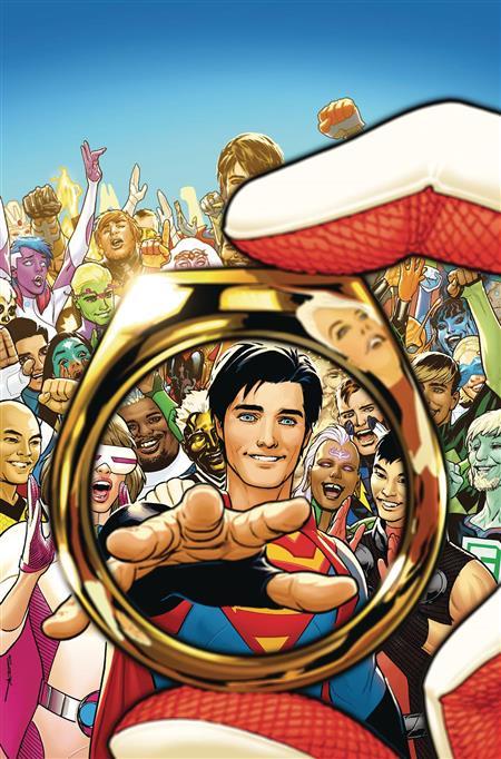 LEGION OF SUPER HEROES MILLENNIUM #2 (OF 2)