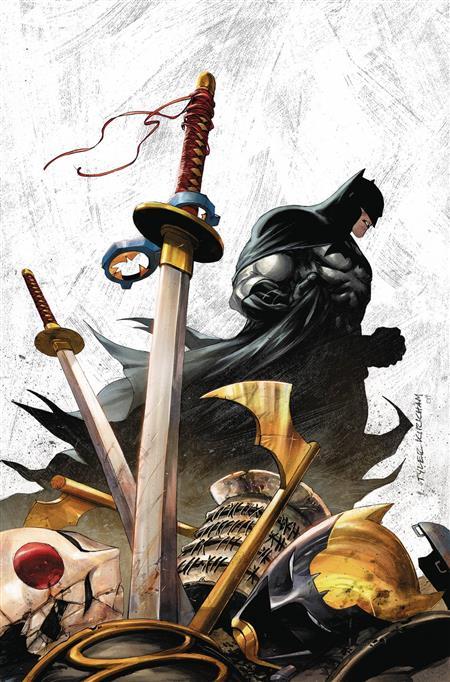 BATMAN AND THE OUTSIDERS #6 YOTV
