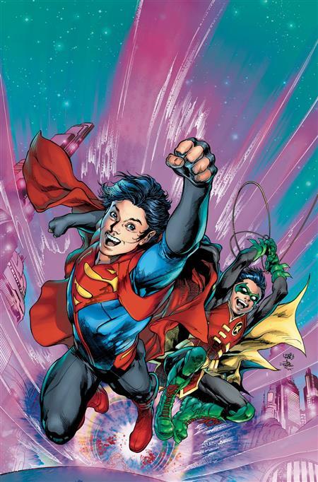 SUPERMAN #16 YOTV