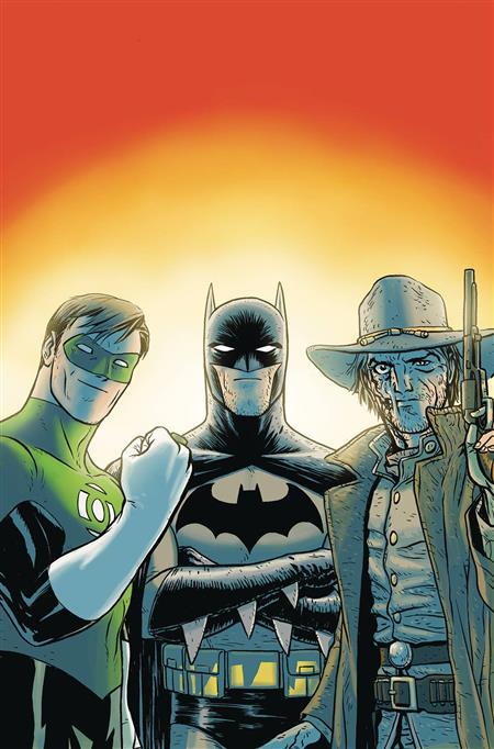 BATMAN UNIVERSE #4 (OF 6)