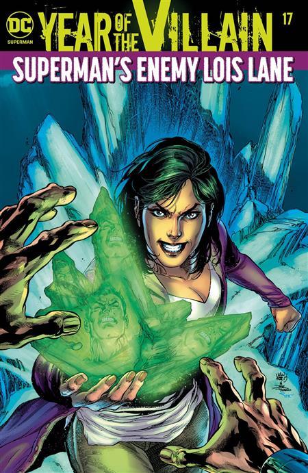 SUPERMAN #17 YOTV
