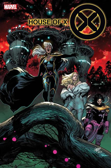 HOUSE OF X #6 (OF 6)