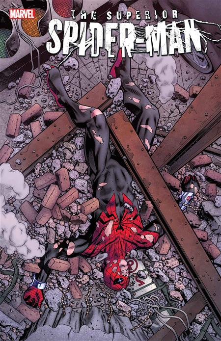 SUPERIOR SPIDER-MAN #12