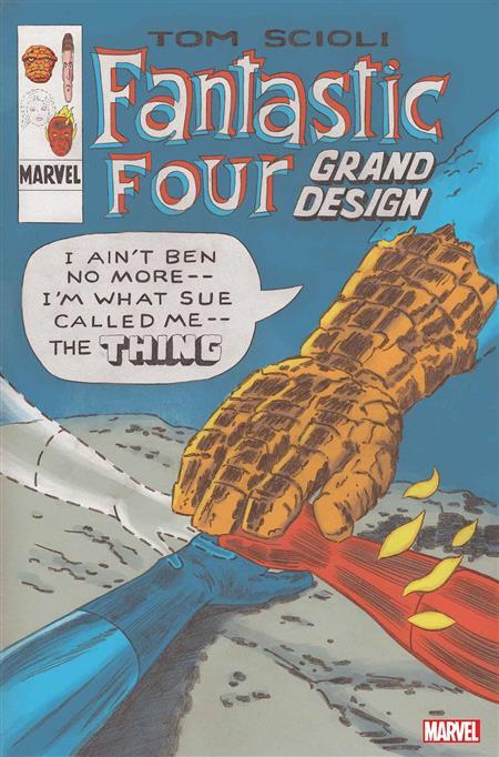FANTASTIC FOUR GRAND DESIGN #1 (OF 2)