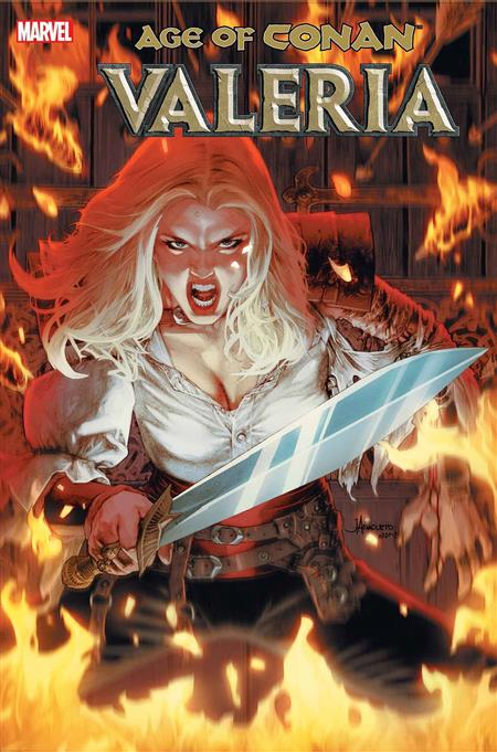 AGE OF CONAN VALERIA #3 (OF 5)