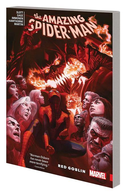 AMAZING SPIDER-MAN TP RED GOBLIN
