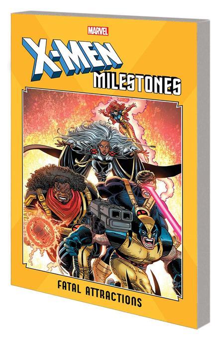 X-MEN MILESTONES TP FATAL ATTRACTIONS