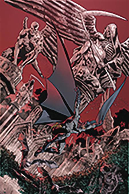 DF BATMANS GRAVE #1 SGN NOWLAN (C: 0-1-2)
