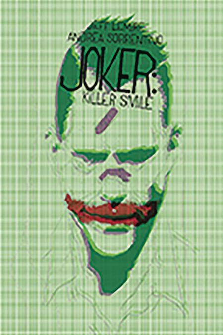 DF JOKER KILLER SMILE #1 CGC GRADED (C: 0-1-2)