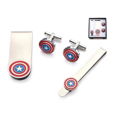MARVEL CAPTAIN AMERICA ACCESSORY SET (C: 1-1-2)