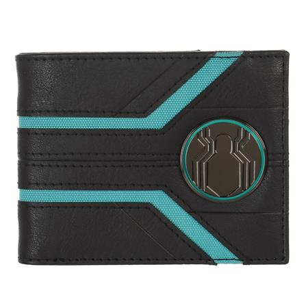 SPIDER-MAN FAR FROM HOME STEALTH SUIT BIFOLD WALLET (C: 1-0-