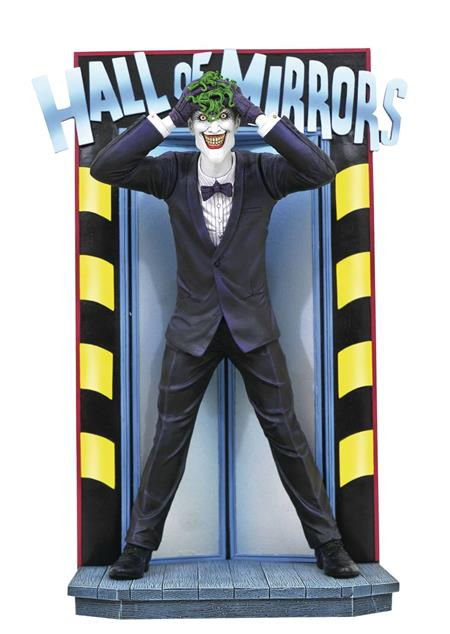 DC COMIC GALLERY KILLING JOKE JOKER PVC FIG (C: 1-1-2)