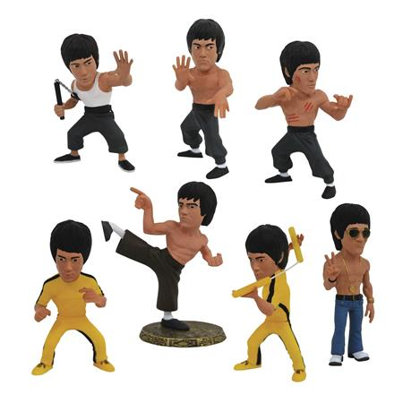 BRUCE LEE D-FORMZ BMB PVC 12CT DISPLAY (C: 1-1-2)