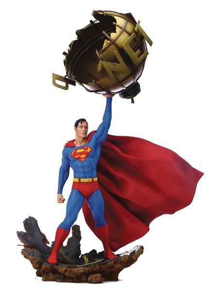 GRAND JESTER STUDIOS DC SUPERMAN 1:6 SCALE STATUE (C: 1-1-2)