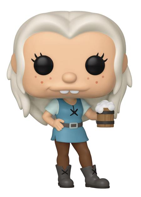 POP ANIMATION DISENCHANTMENT BEAN VIN FIG (C: 1-1-2)