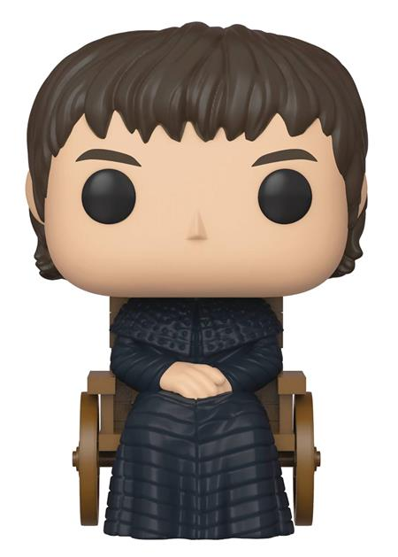 POP TV GAME OF THRONES BRAN THE BROKEN VINYL FIG (C: 1-1-2)