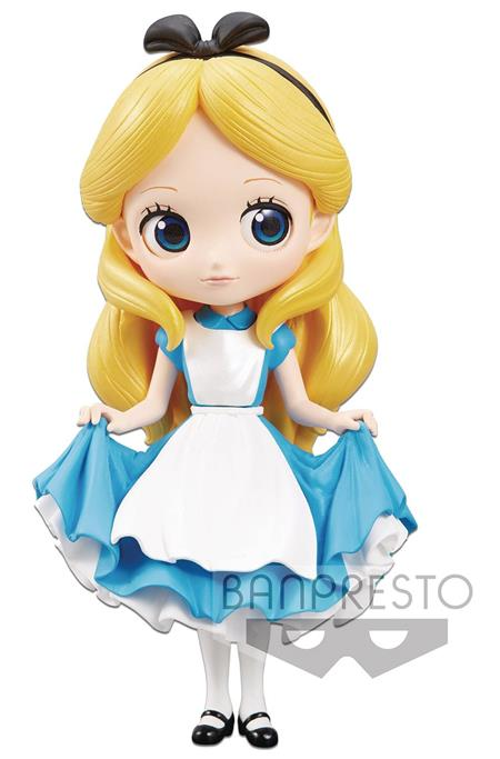 DISNEY Q-POSKET ALICE FIG (C: 1-1-2)