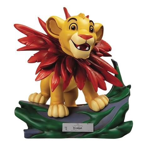 DISNEY THE LION KING MC-012 LITTLE SIMBA PX STATUE (Net)