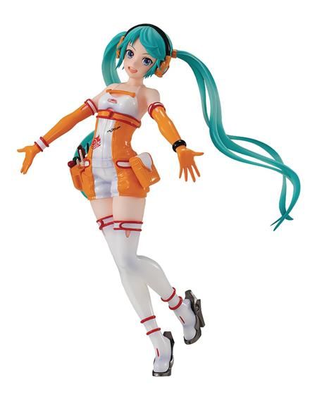 HATSUNE MIKU GT POP UP PARADE RACING MIKU PVC FIG 2010 VER (