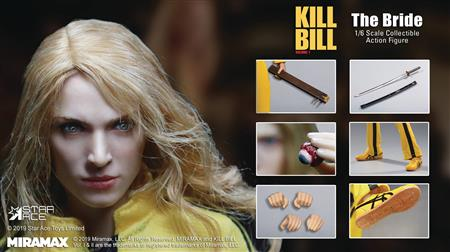 KILL BILL VOLUME 1 THE BRIDE 1/6 AF (Net) (C: 1-1-2)