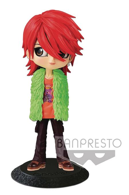 X JAPAN Q-POSKET HIDE V5 FIG (C: 1-1-2)