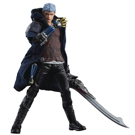 DEVIL MAY CRY 5 NERO PX STANDARD VERSION 1/12 SCALE AF (Net)