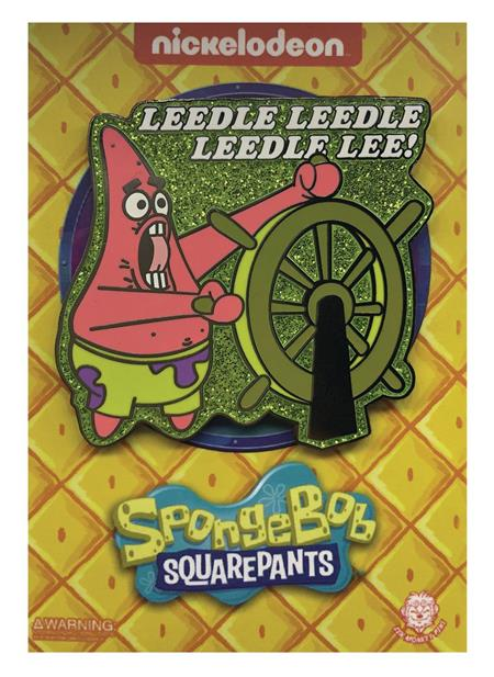 SPONGEBOB SQUAREPANTS LEEDLE LEEDLE LEE LIMITED PIN (C: 1-1-