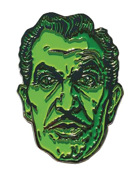 VINCENT PRICE CLASSIC FACE PIN (C: 1-1-2)