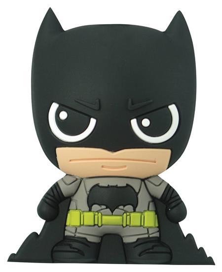 DC HEROES BATMAN 3D FOAM MAGNET (C: 1-1-2)