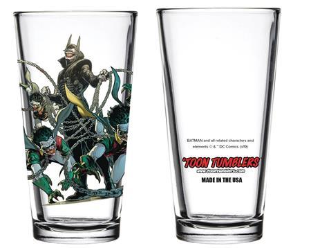 TOON TUMBLERS DC BATMAN METAL GLASS (C: 1-1-2)