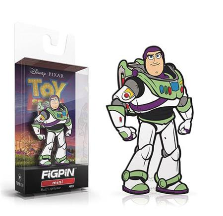 FIGPIN MINI TOY STORY 4 BUZZ LIGHTYEAR PIN (C: 1-1-2)