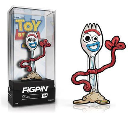 FIGPIN TOY STORY 4 FORKY PIN (C: 1-1-2)