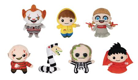 HORROR PLUSH KEYRING 24 PC BMB DIS (C: 1-1-2)