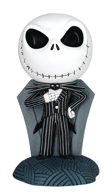 NIGHTMARE BEFORE CHRISTMAS JACK PVC BANK (C: 1-1-2)