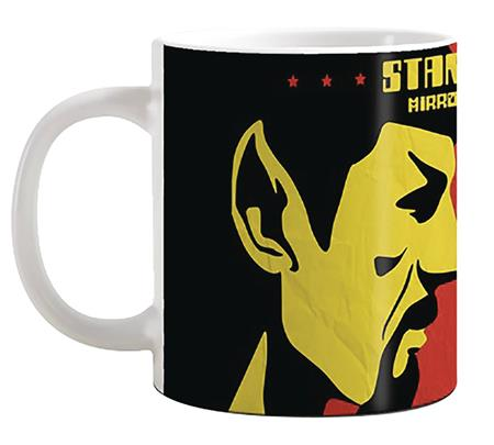 STAR TREK MIRROR MIRROR MUG (C: 1-1-2)